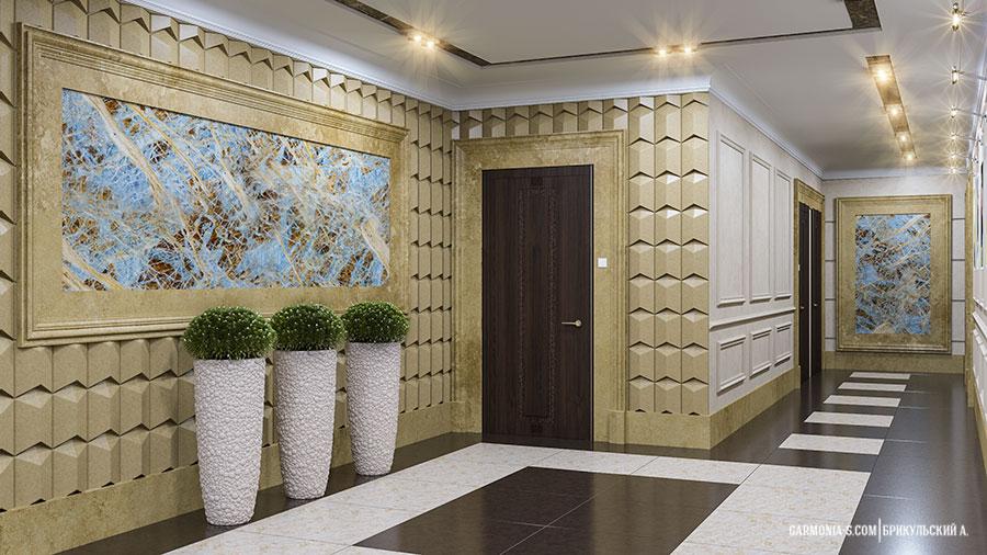 Dizain intererov Odessa i Chernomorsk